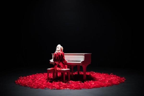 red ribbon madilyn # 6