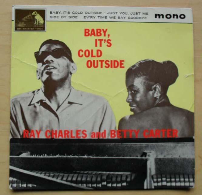 Ray Charles Amp Betty Carter Baby Its Cold Outside Lyrics Genius Lyrics