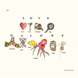 Image result for love galore sza