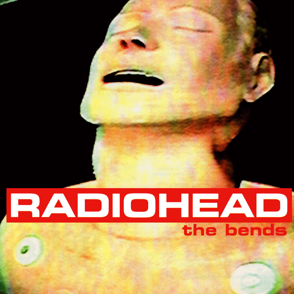 Image result for radiohead the bends