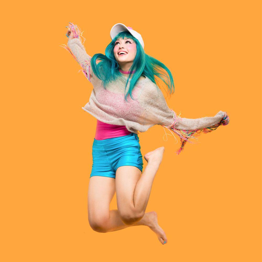 Resultado de imagem para kero kero bonito trampoline
