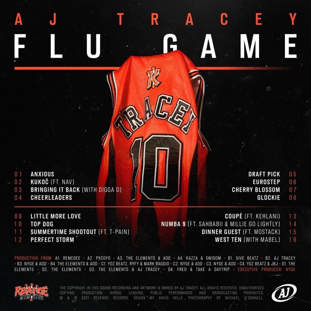 AJ Tracey – Flu Game