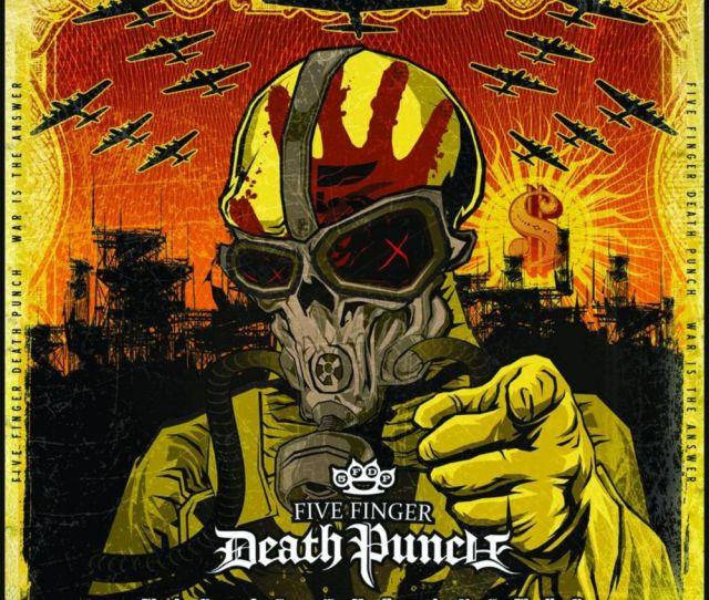 Five Finger Death Punch War Is The Answer Lyrics Genius Lyrics
