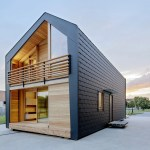 The Ultimate Modern Prefab House List Gessato