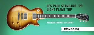 Gibson: Les Paul Standard Light Flame Top