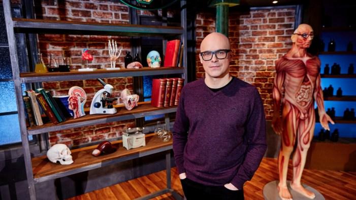 RTL 4 zet Philippe Geubels in voor het programma Is Er Een Dokter In De Zaal?