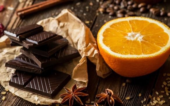 Risultati immagini per cioccolato arancia