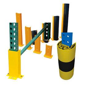 pallet rack rack guards