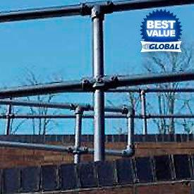 Fittings Railing Kee Klamp Fittings Galvanized Pipe Fittings   Galvanized Pipe Stair Railing   Garden   Plumbing Pipe   Water Pipe   Box Pipe   Deck