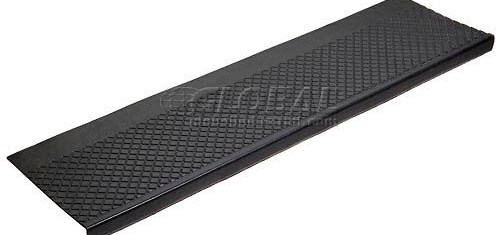 Flooring Carpeting Stair Treads Outdoor Recycled Rubber   Rubber Stair Nosing For Carpet   Metal Stair   Aluminium Stair   Wood   Anti Slip   Non Slip