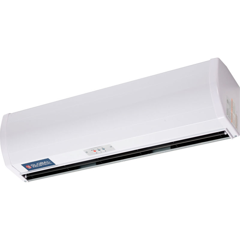 global industrial air curtain with remote control 36 w