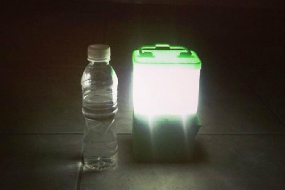 Battery Light Bulb