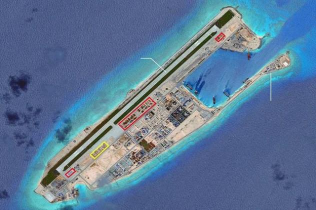 Image result for China's state firms cementing lucrative role in South China Sea, new research shows