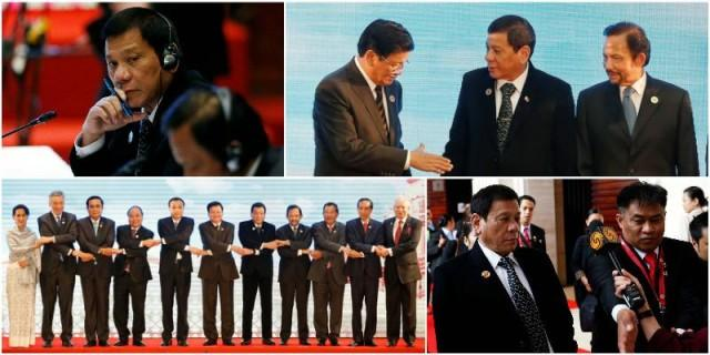 Image result for rodrigo duterte  and ASEAN