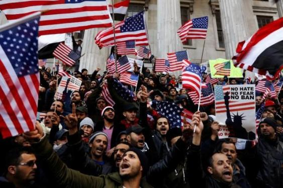 Image result for President Trump's Travel Ban Faces US Supreme Court Showdown