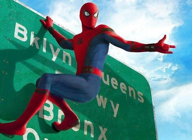 "Image result for ""Spider-Man"" springs into action--this time in high school"