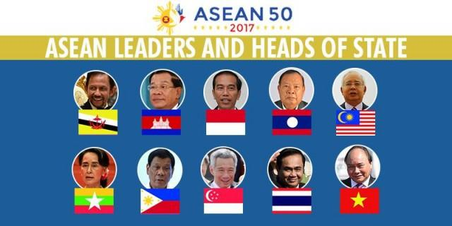 Image result for ASEAN Leaders