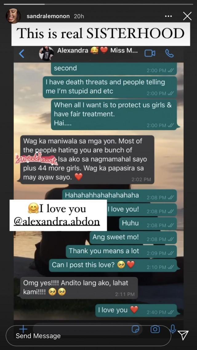 Sandra Lemonon Receiving Death Threats? – Miss Universe Controversy