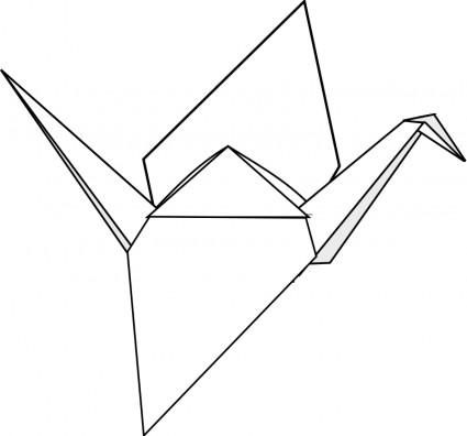 Risultati immagini per gru origami