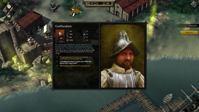Expeditions: Conquistador screenshot 1