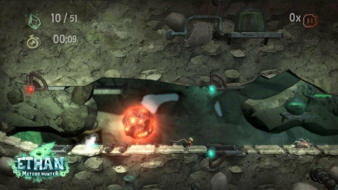 Ethan: Meteor Hunter screenshot 3