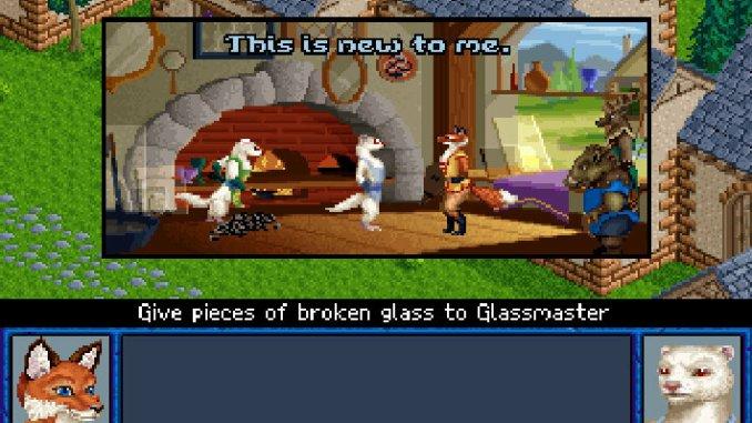 Inherit the Earth screenshot 3