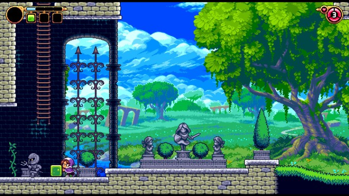 Alwa's Legacy screenshot 1