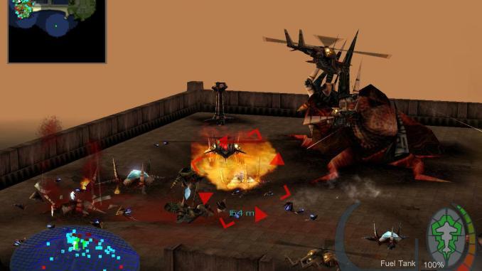 Hostile Waters: Antaeus Rising screenshot 1