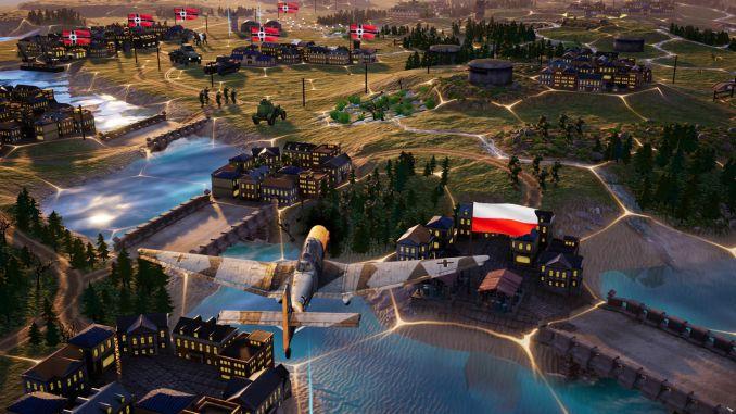 Strategic Mind: Blitzkrieg screenshot 3