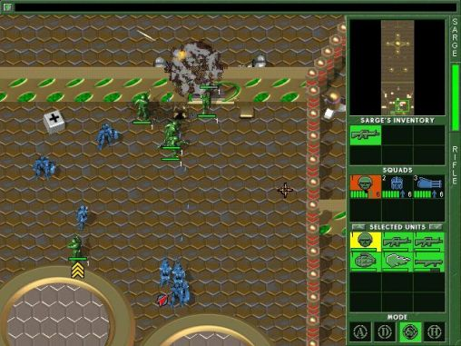 Army Men: Toys In Space screenshot 2