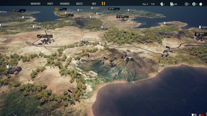 Freeman: Guerrilla Warfare screenshot 1