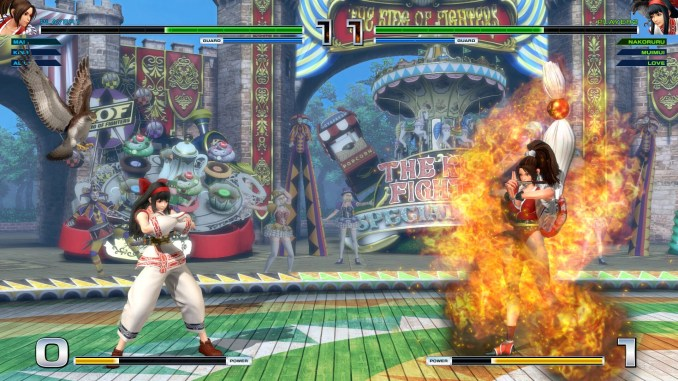 The King of Fighters XIV Galaxy Edition screenshot 1