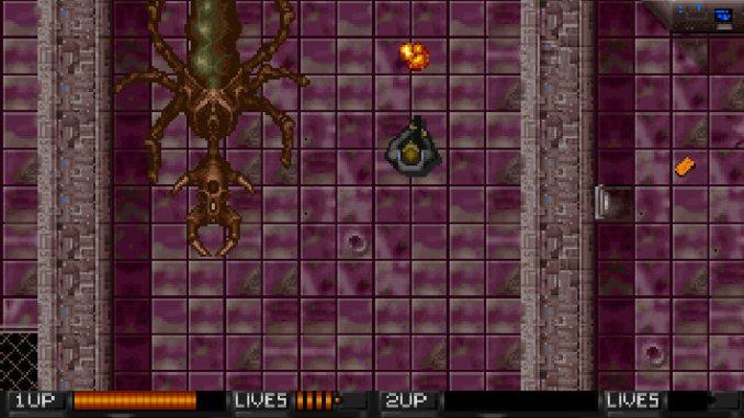 Alien Breed + Tower Assault screenshot 2