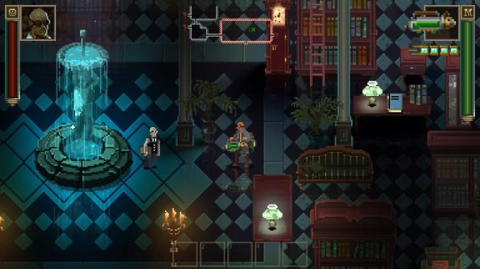 Lovecraft's Untold Stories screenshot 2