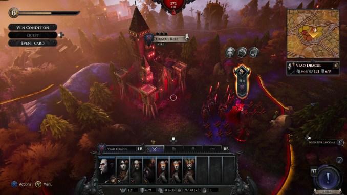 Immortal Realms: Vampire Wars screenshot 3