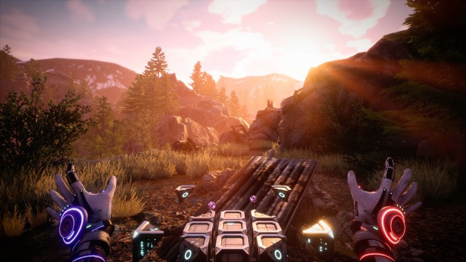 Relicta screenshot 1