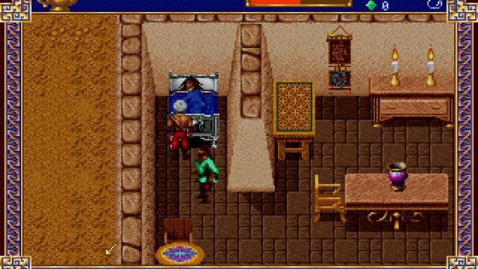 Al-Qadim The Genie's Curse screenshot 2