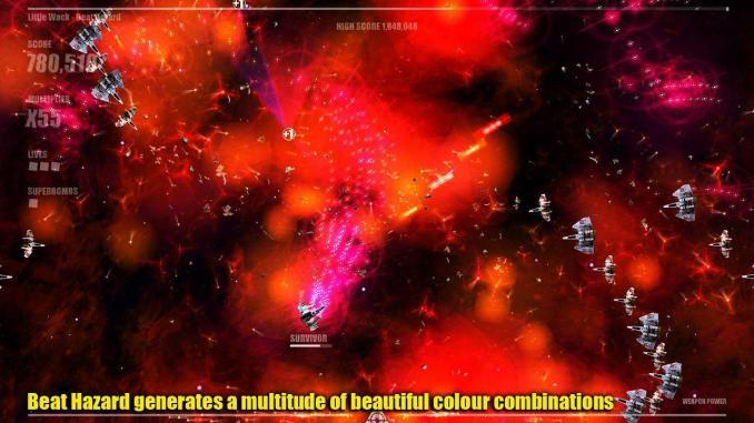 Beat Hazard Ultra + 2 [Anthology] screenshot 1