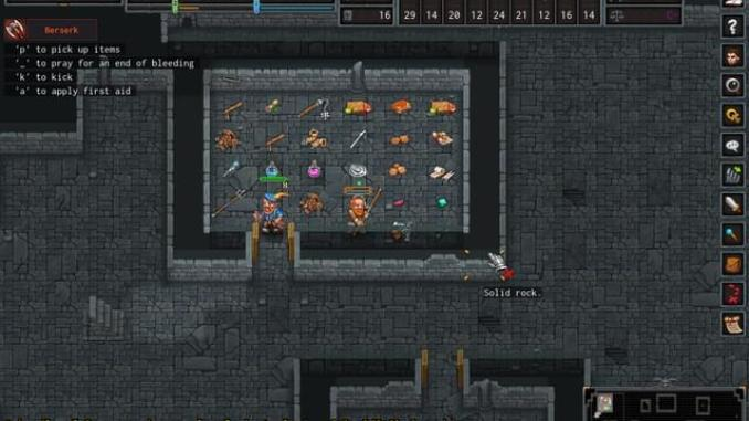 ADOM (Ancient Domains Of Mystery) screenshot 1