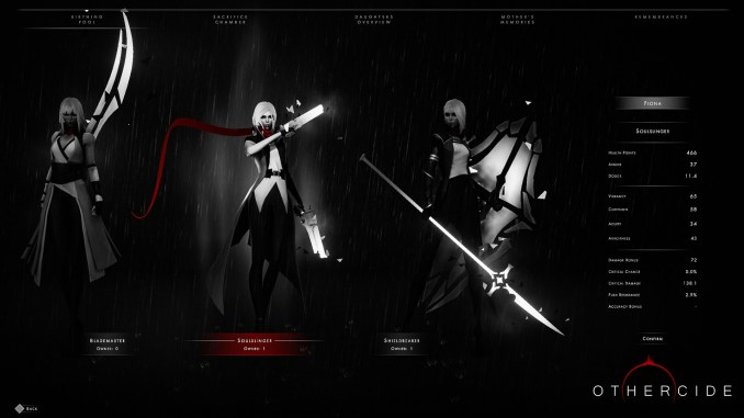 Othercide screenshot 1