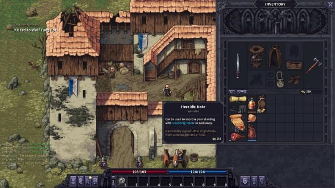 Stoneshard screenshot 1