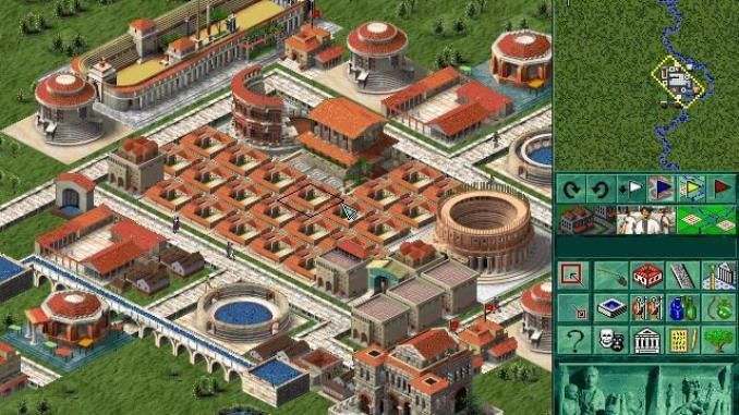 Caesar II screenshot 1