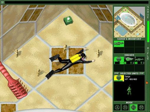Army Men: Toys In Space screenshot 1
