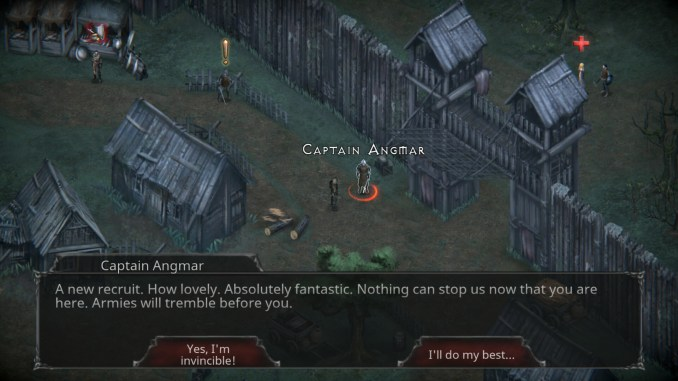 Vampire's Fall: Origins screenshot 2
