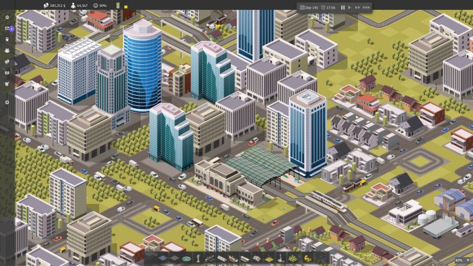 Smart City Plan screenshot 1