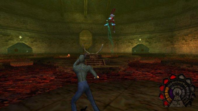 Shadow Man screenshot 2