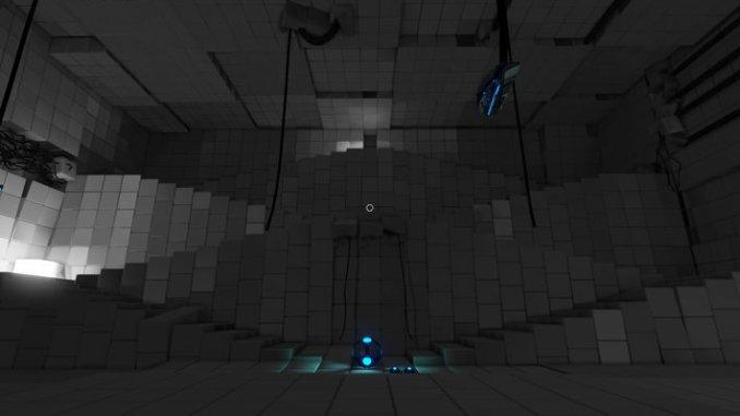 Q.U.B.E.: Director's Cut screenshot 1