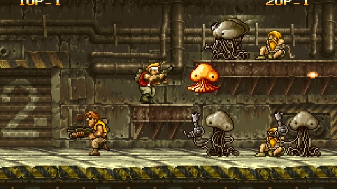 Metal Slug 2 screenshot 1