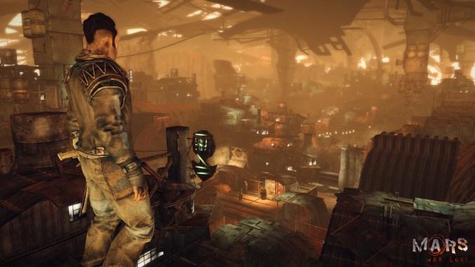 Mars: War Logs screenshot 1
