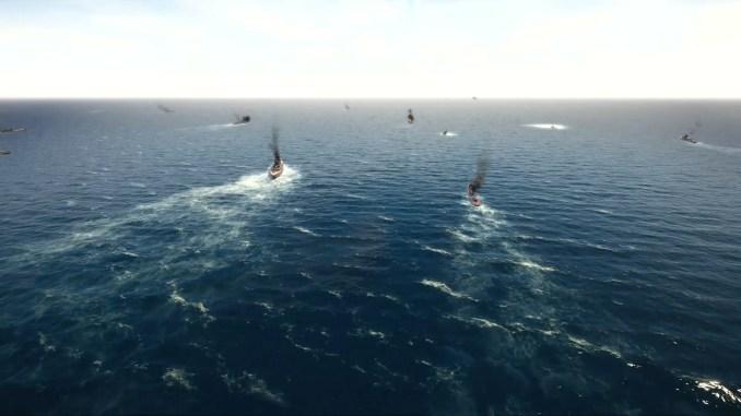 Victory at Sea Pacific screenshot 1